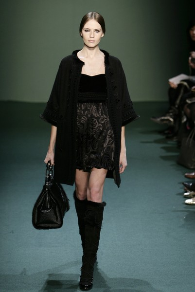 Andrew Gn at Paris Fall 2007