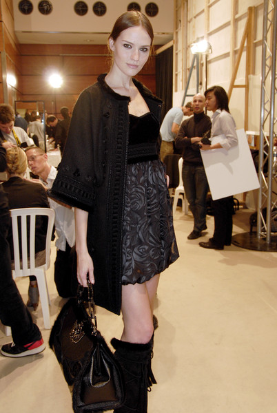 Andrew Gn Fall 2007 - Backstage