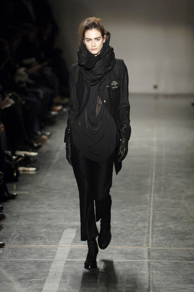 Ann Demeulemeester at Paris Fall 2006
