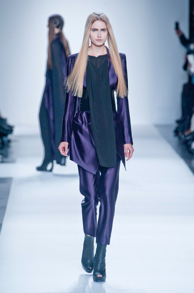 Ann Demeulemeester at Paris Spring 2013