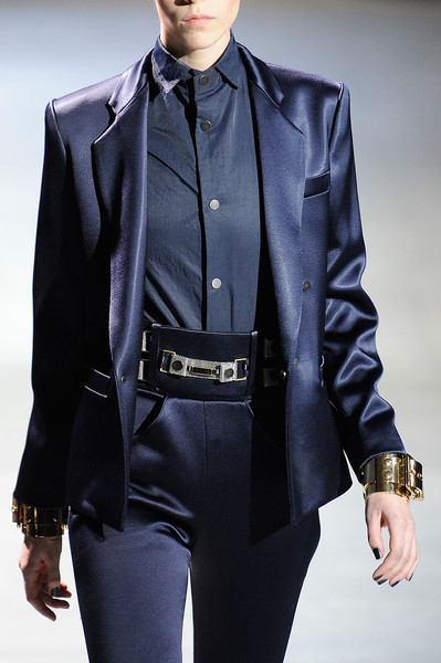 Anthony Vaccarello Fall 2012 - Details