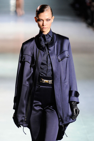 Anthony Vaccarello Fall 2012