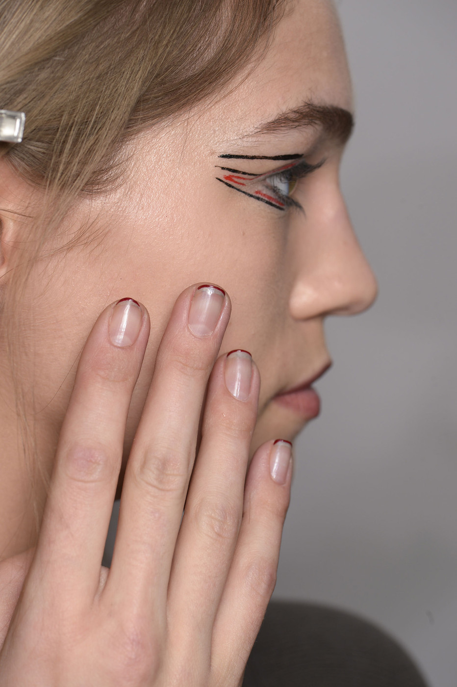 Nail Trend to Try this Fall: The Negative Space Manicure