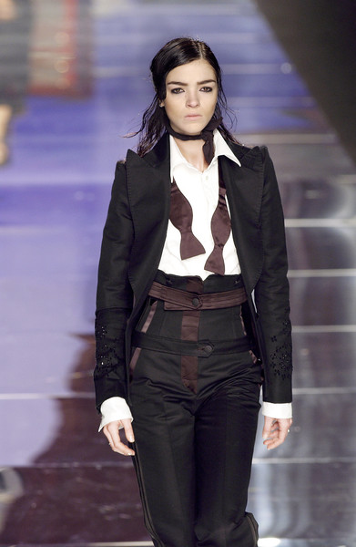 Antonio Berardi at Milan Fall 2005