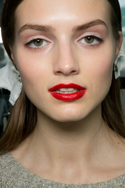 Antonio Berardi Fall 2013 - Backstage