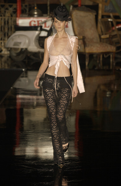 Antonio Berardi at Milan Spring 2002