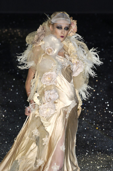 Antonio Marras at Milan Fall 2004