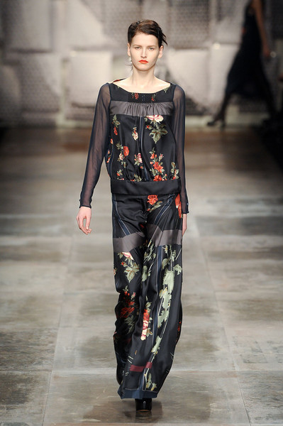 Antonio Marras at Milan Fall 2011