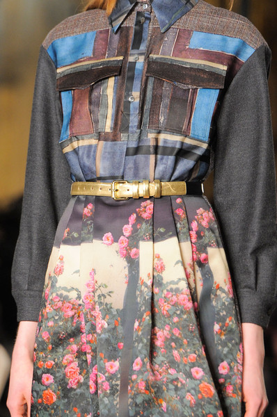 Antonio Marras Fall 2013 - Details