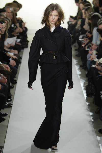 Aquascutum at London Fall 2010