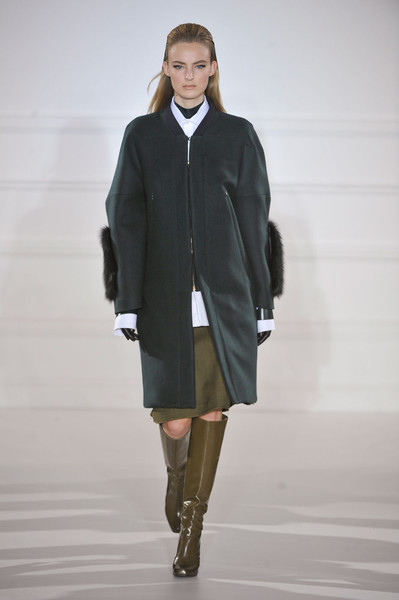 Aquascutum at London Fall 2012