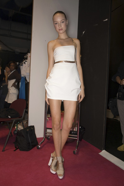 Argentovivo at Milan Spring 2009 (Backstage)