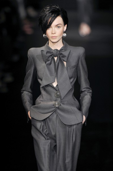 Armani Privé at Couture Fall 2009