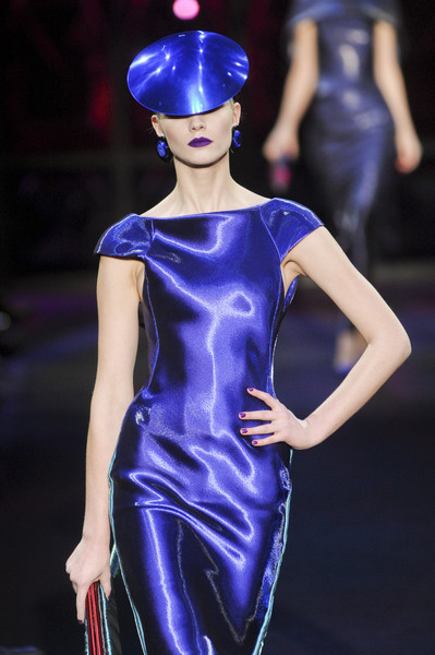 Armani Privé at Couture Spring 2011