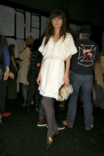 BCBG Max Azria Fall 2007 - Backstage