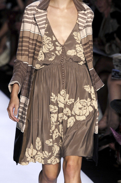 BCBG Max Azria at New York Spring 2006 (Details)