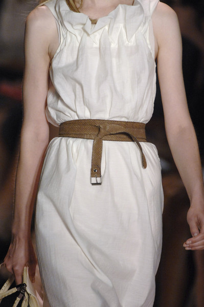 BCBG Max Azria at New York Spring 2008 (Details)