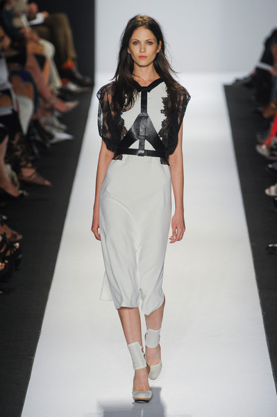 BCBG Max Azria at New York Spring 2013