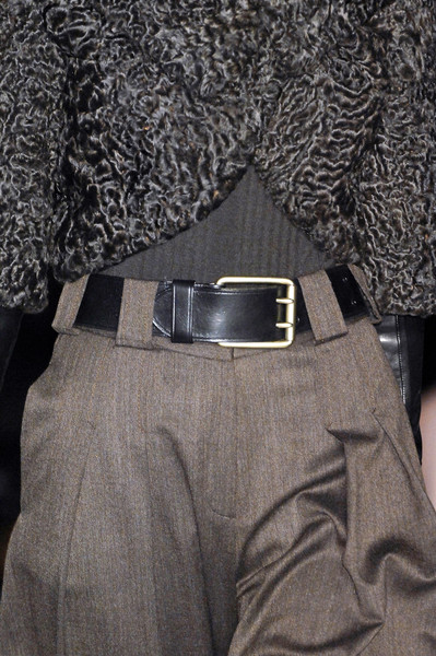 Badgley Mischka Fall 2007 - Details
