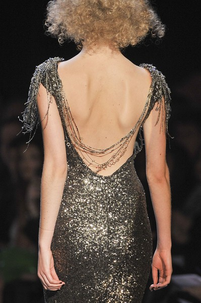 Badgley Mischka Fall 2012 - Details