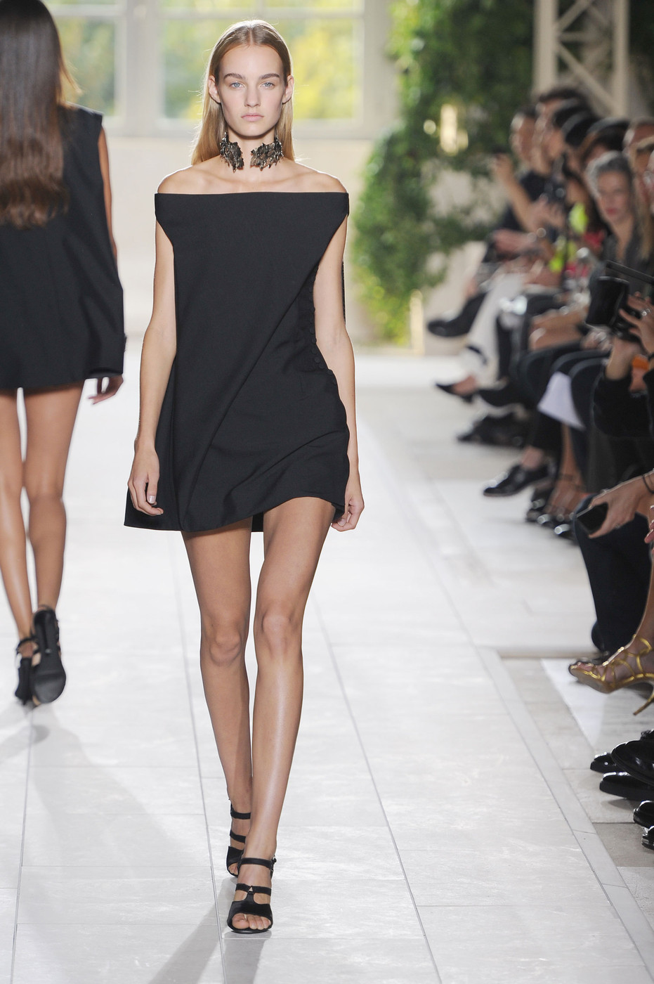 Paris Fashion Week Spring 2014, Balenciaga