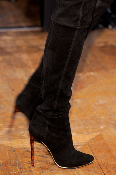 Balmain at Paris Fall 2013 (Details)