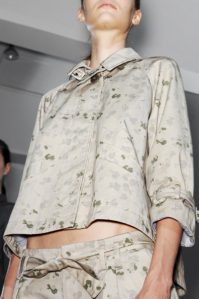 Band of Outsiders Spring 2011 - Details