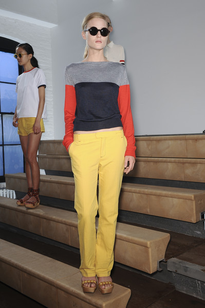 Band of Outsiders at New York Spring 2011