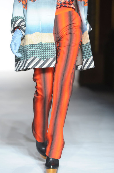 Basso & Brooke at London Fall 2012 (Details)