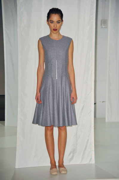Behnaz Sarafpour at New York Fall 2012