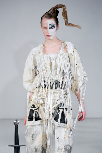 Bernhard Willhelm Fall 2012