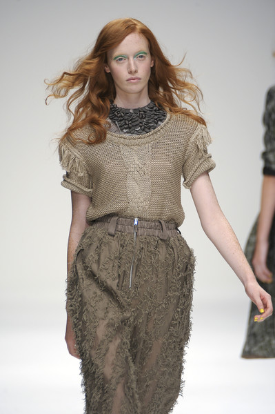 Betty Jackson at London Spring 2011