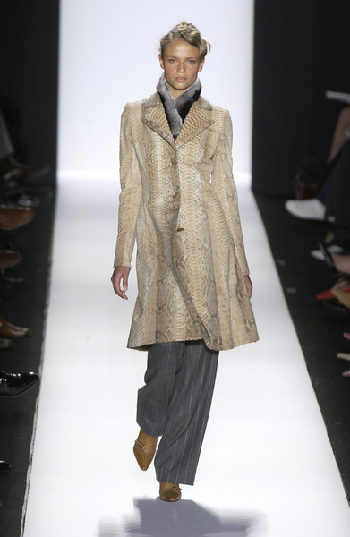 Bill Blass at New York Fall 2005