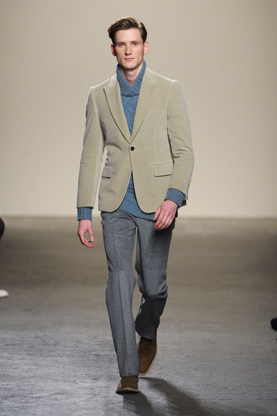 Billy Reid Fall 2012