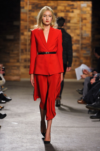 Billy Reid Fall 2013