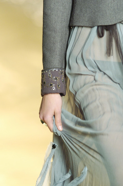 Blumarine at Milan Fall 2005 (Details)