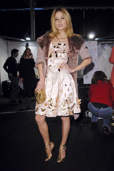 Blumarine Fall 2008 - Backstage