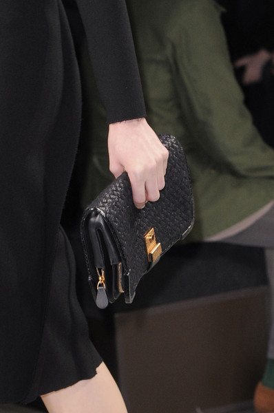 Bottega Veneta at Milan Fall 2013 (Details)