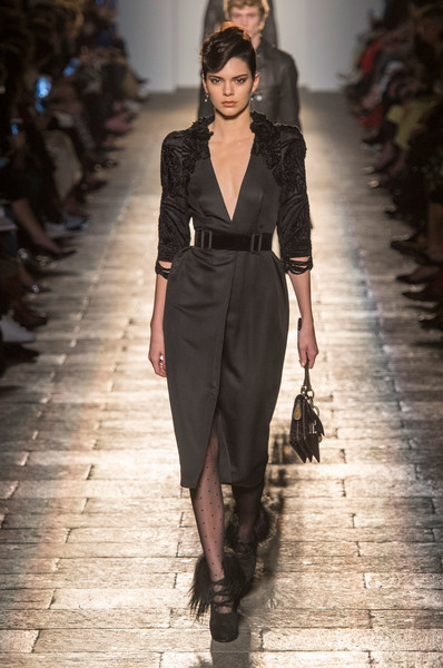 Kendall Jenner at Bottega Veneta