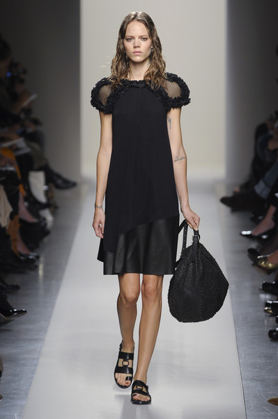 Bottega Veneta at Milan Spring 2011