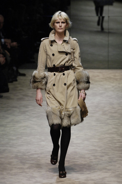 Burberry Prorsum Fall 2006