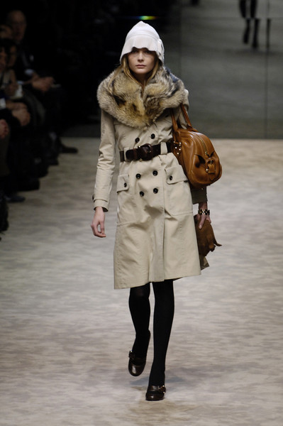 Burberry Prorsum at Milan Fall 2006
