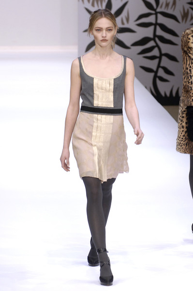 Cacharel at Paris Fall 2006