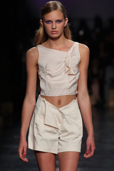 Cacharel at Paris Spring 2012