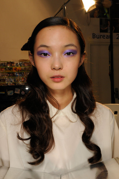 Cacharel Spring 2012 - Backstage