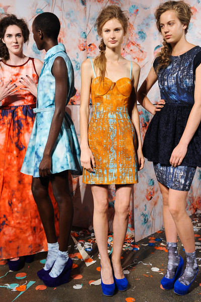 Calla at New York Spring 2013