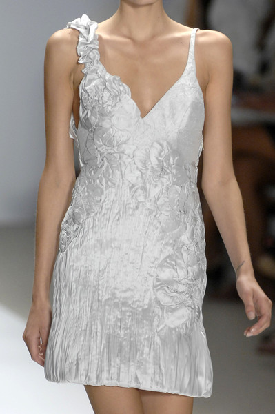 Carlos Miele at New York Spring 2008 (Details)
