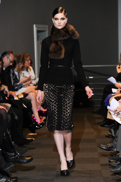 Carmen Marc Valvo Fall 2012
