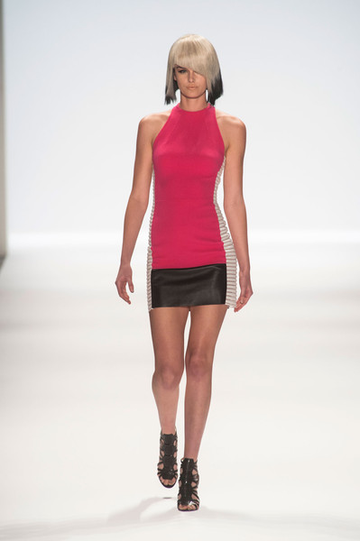 Carmen Marc Valvo at New York Spring 2014