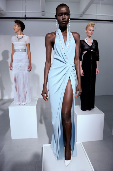 Best Spring 2013 Runway Gowns - Catherine Malandrino